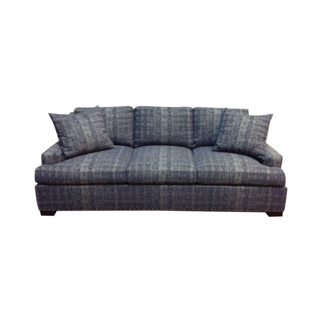 """Image of Silhouettes Sofa by Hickory Chair 88"""""""