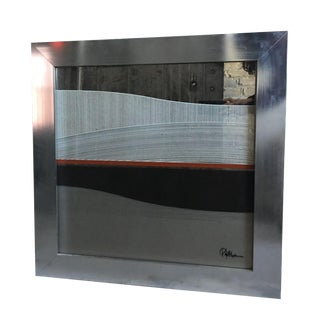 Vintage Greg Copeland Mid-Century Modern Mirror
