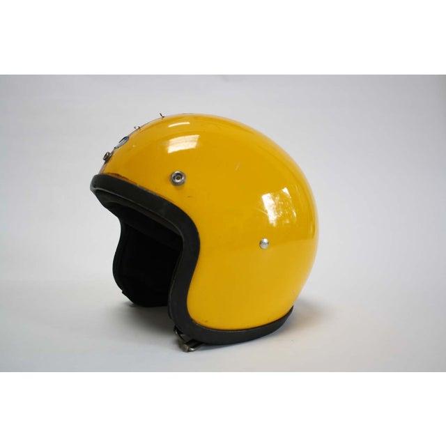 1970s Japanese Motorcycle Helmet - Image 3 of 8