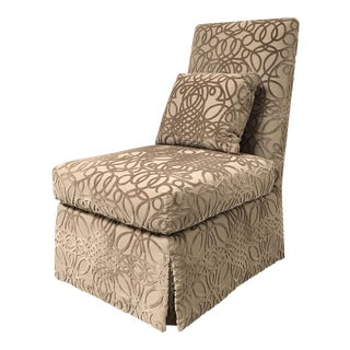 RJones Custom Charleston Slipper Chair
