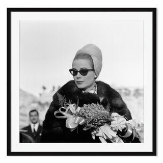 """Princess Grace of Monoco"" Framed Photograph"