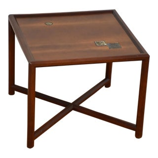 Edward Wormley for Dunbar Natzler Tile End Table