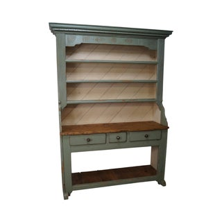 French Country Hand Crafted Hutch