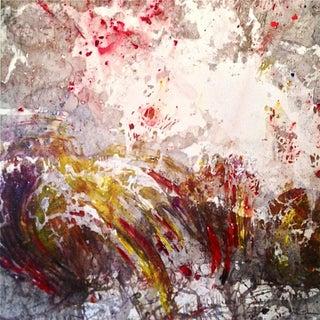 Matthew Izzo Abstract Acrylic Painting