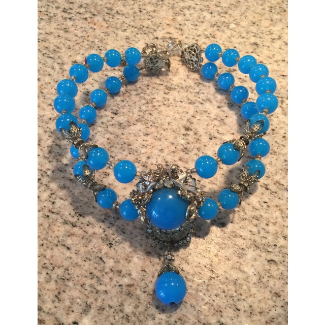 Image of Miriam Haskell Choker Signed