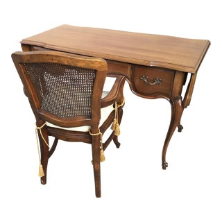 Brandt Provincial Desk And Chair