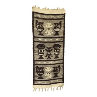 Vintage Tribal Tapestry Wall Hanging