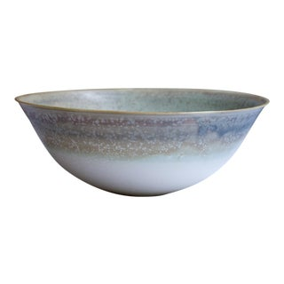 Yuki Aya Japanese Handmade Light Green Bowl