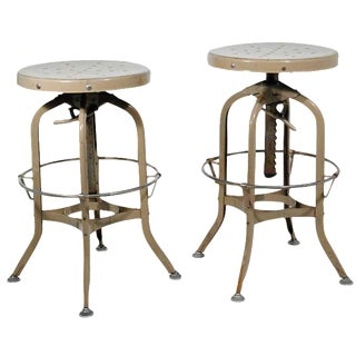 Toledo Adjustable Barstool