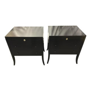 Maxine Snider of Paris Nightstands - A Pair