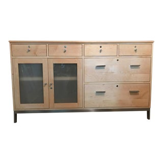 Room & Board Maple Credenza
