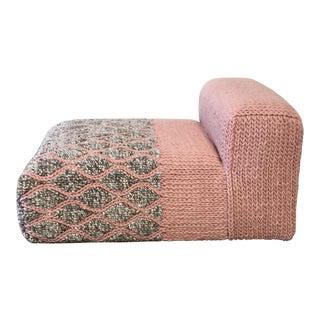 Gandia Blasco 'Gan Mangas' Chaise Lounge by Patricia Urquiola