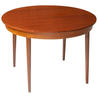 Teak Table by Hans Olsen