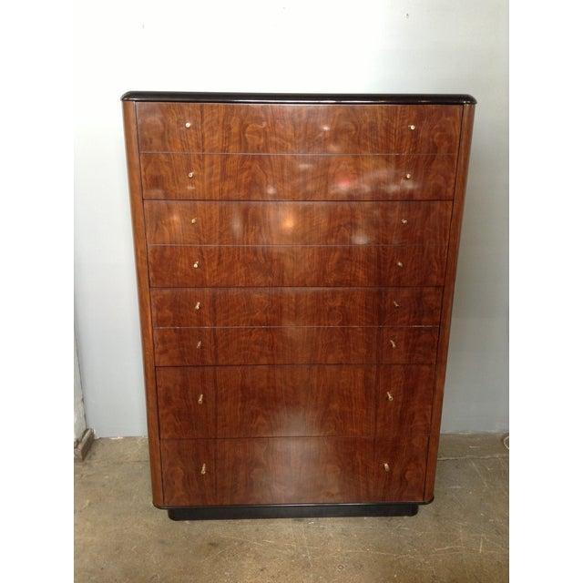 Image of Drexel Highboy Dresser