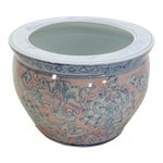 Image of Vintage Chinoiserie Planter No. 1