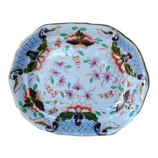 Small English Ironstone Platter