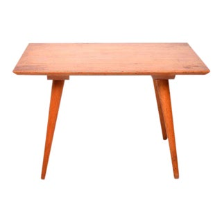 McCobb Maple Side Table