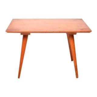 McCobb Maple Side Table