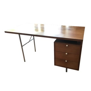 Mid-Century Desk by George Nelson