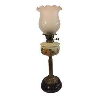 Vintage Veritas Oil Lamp