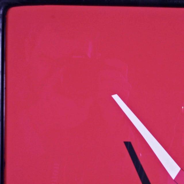 Bruno Munari Screen Print Hand Signed, 1984 - Image 6 of 7