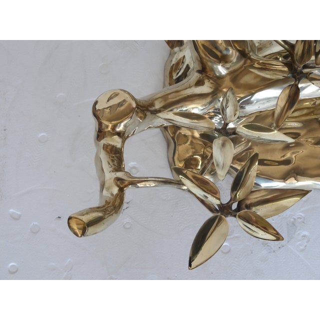 Image of Willy Daro Style Brass Coffee Table Base