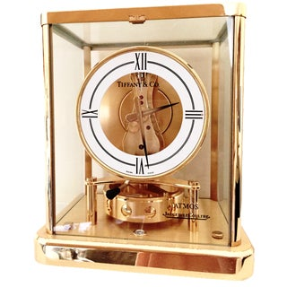 Jaeger LeCoultre for Tiffany & Co. Clock