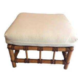 Lane Venture Ottoman Newly Upholstered