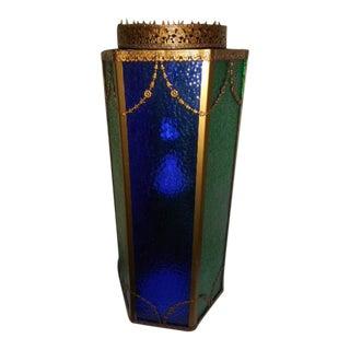 French Regency Swag Pendant Lamp