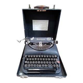 C.1930s Remington Typewriter