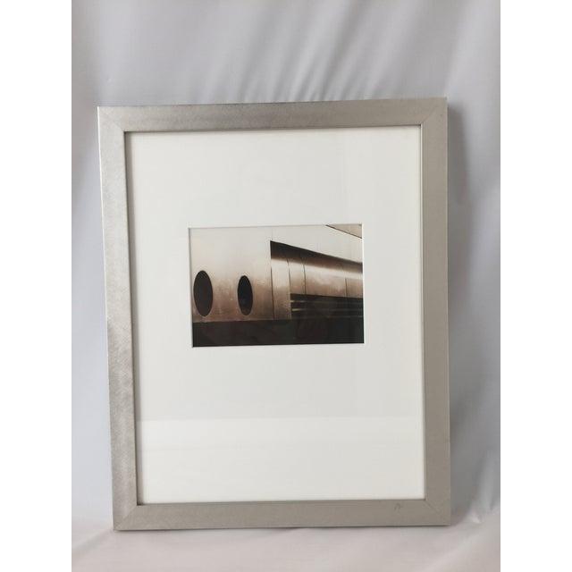 Modernist Framed Photograph - Image 5 of 8