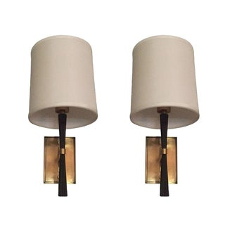 Barbara Barry Refined Rib Sconces - A Pair