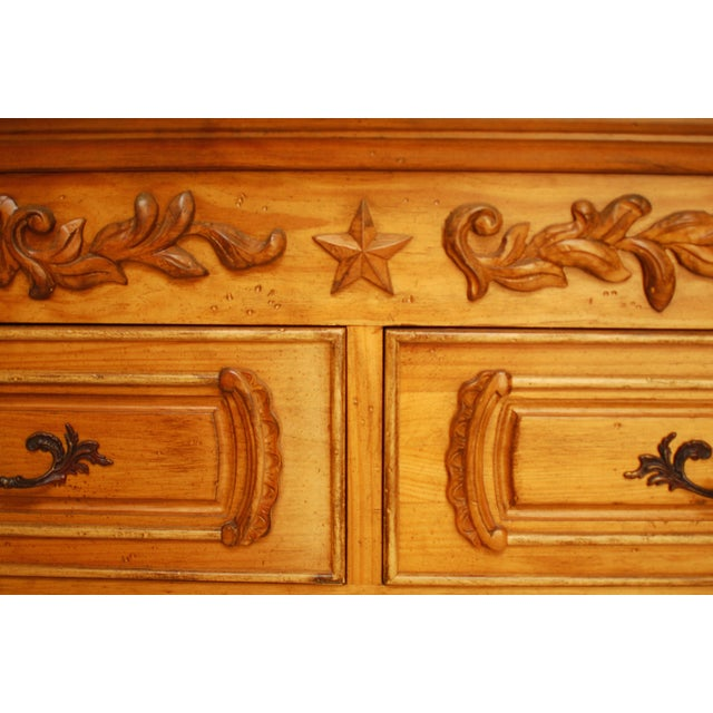 Ferguson Copeland Carved Buffet Sideboard - Image 4 of 7