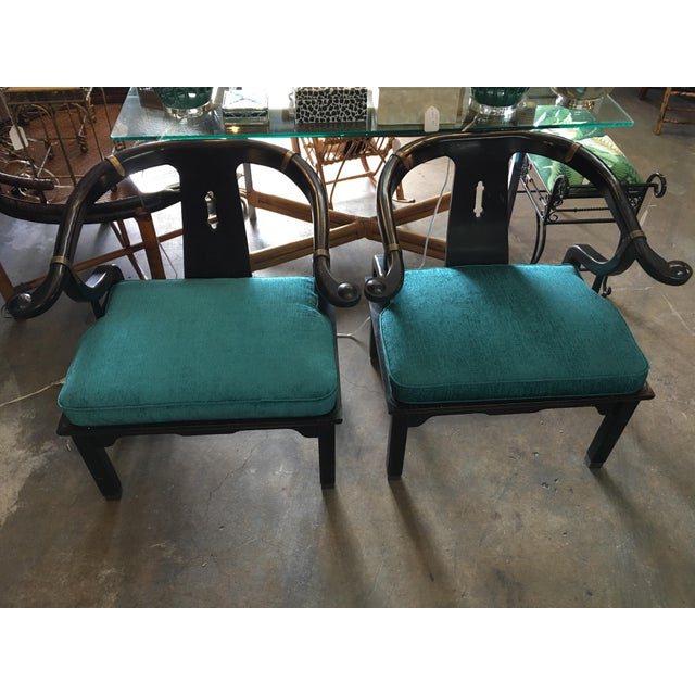 James Mont for Century Ming Chair - A Pair - Image 3 of 6