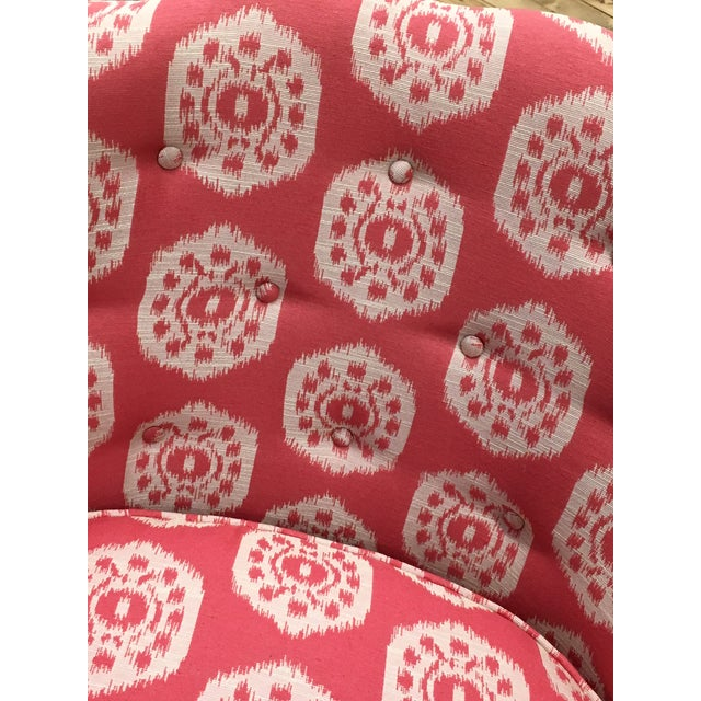 Thibaut Brentwood Swivel Chair Showroom Sample - Image 5 of 6