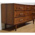 Image of Lane Acclaim Mid-Century Walnut Dresser