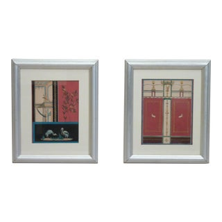 Grand Tour Pompeian Prints - A Pair