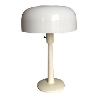 Lightolier Mushroom Shade Lamp