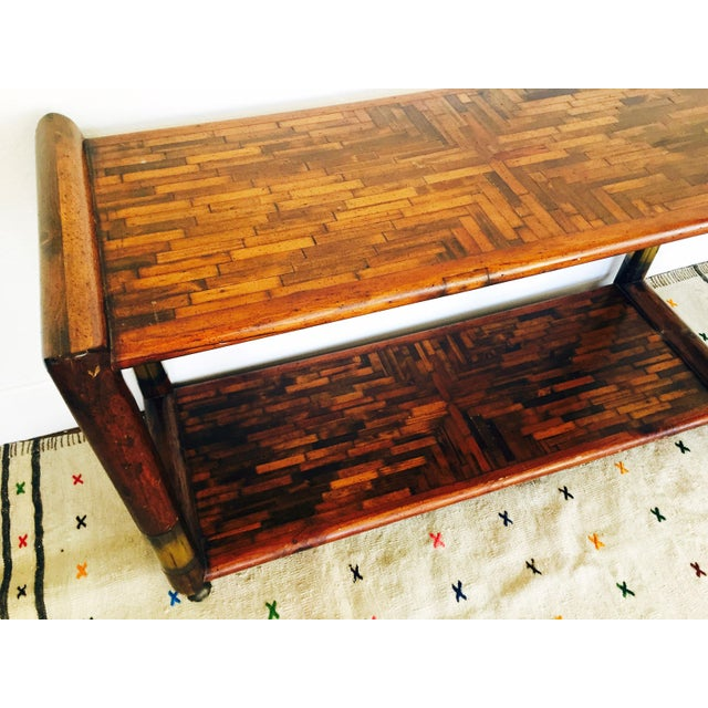 Image of Mid-Century Rolling Buffet