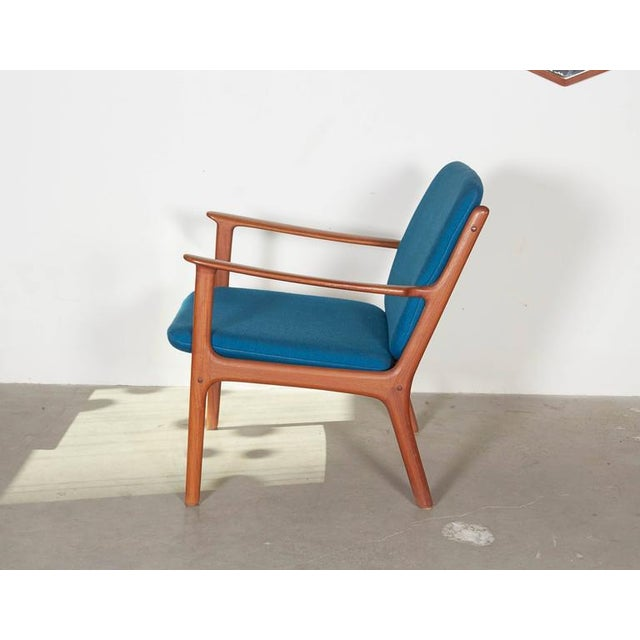 Danish Armchair by Ole Wancher - Image 2 of 5