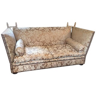 George Smith Knoll Style Sofa