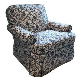 Ralph Lauren Upholstered Charles Stewart Chair