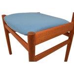 Image of Mid Century Teak Dining Chairs - Set of 4