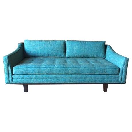 Mid Century Style Custom Loveseat Sofa Chairish