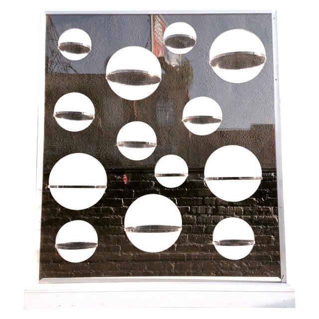 Modern Custom Lucite Display - Image 1 of 6