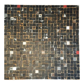 Michelle Peterson-Albandoz Wood Collage Wall Art