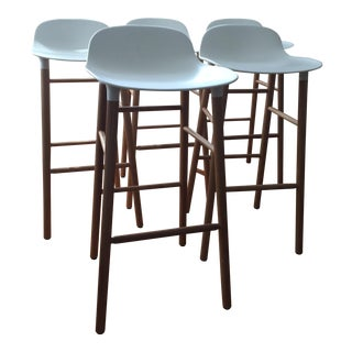 Normann Copenhagen Form Barstools - Set of 5