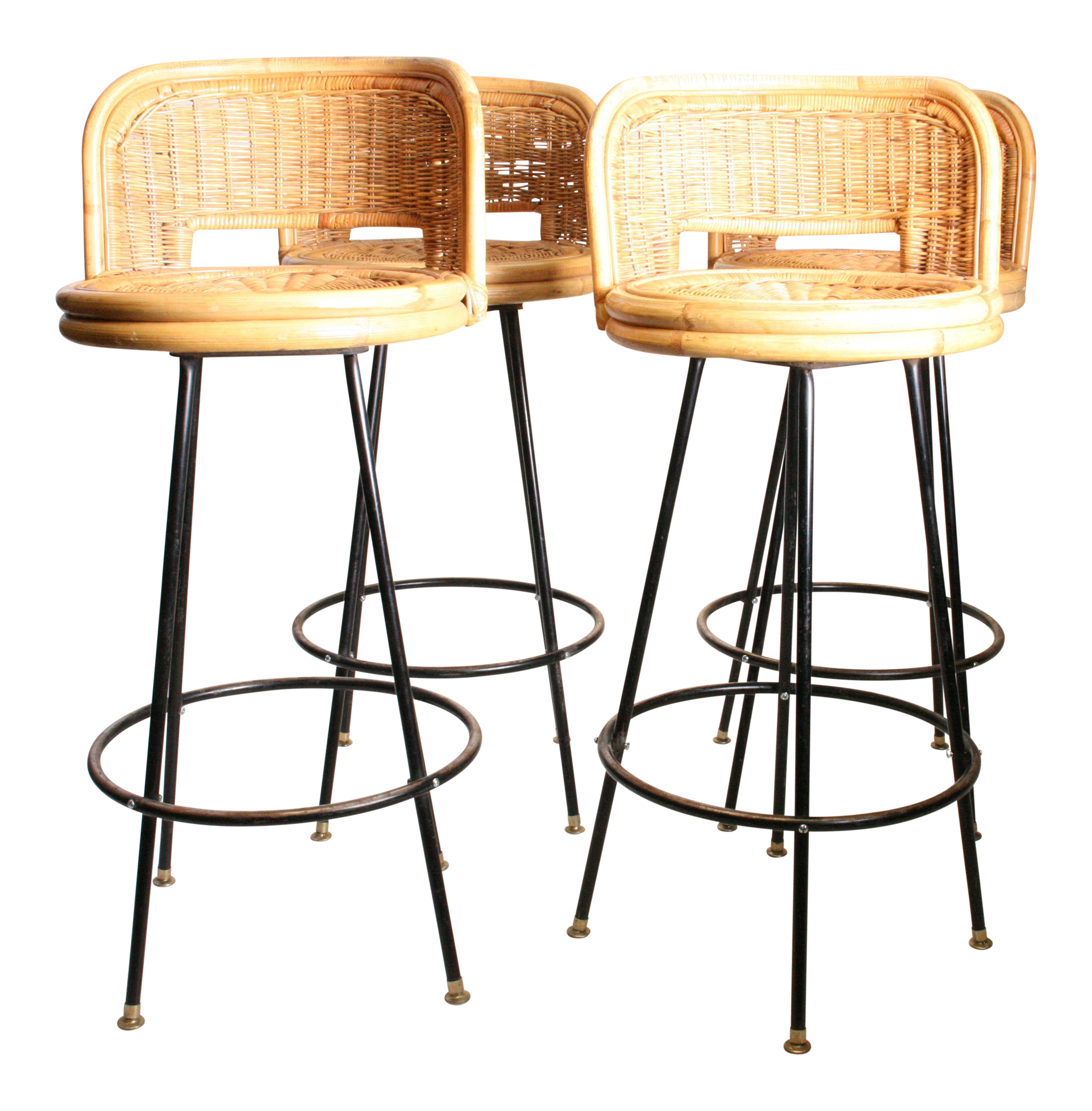 Vintage Amp Used Bar Stools Chairish