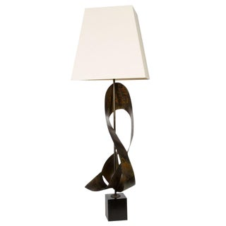 Harry Balmer for Laurel Sculptural Table Lamp