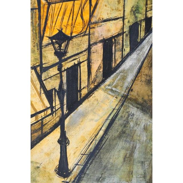 Charles Levier - Paris Street Scene - Oil Painting - Image 7 of 9